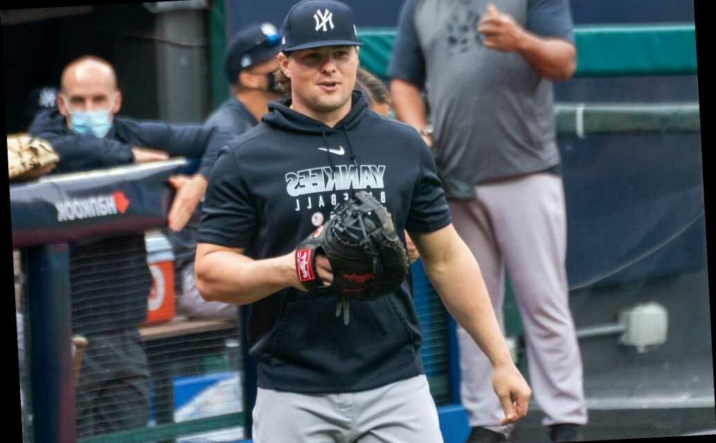 'Truthful' Luke Voit is finally in perfect Yankees playoff spot