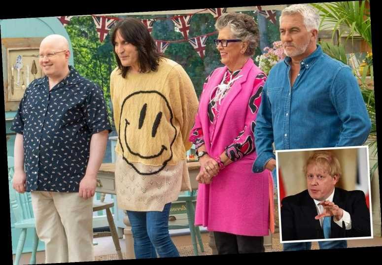Great British Bake Off's first episode delayed for Boris Johnson's coronavirus announcement tonight