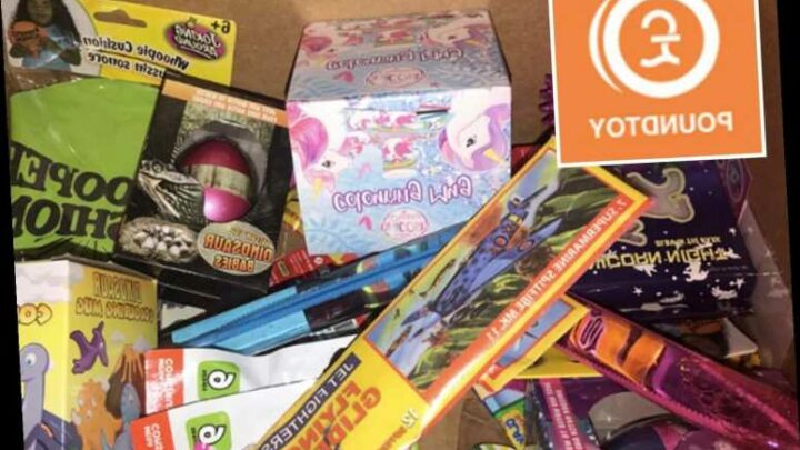 Mums rave about Poundtoy website where you can pick up birthday presents and stocking fillers for just a quid