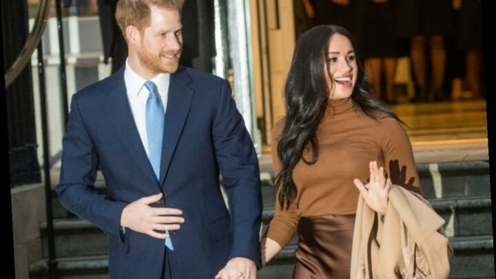 Meghan Markle and Prince Harry Recently Visited a Preschool and the Pictures Are Adorable