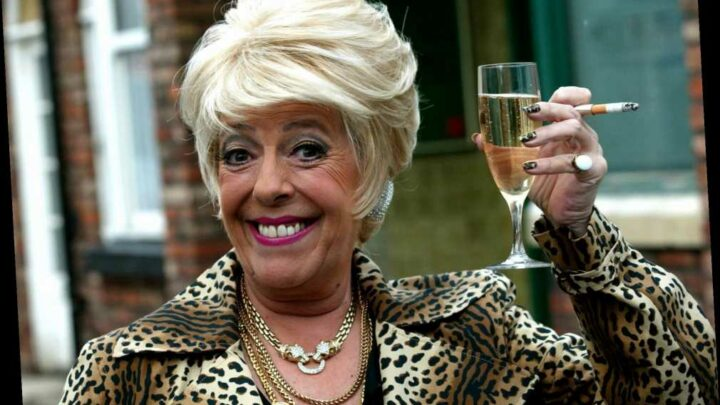 Coronation Street bosses rule out legends like Bet Lynch returning to the Cobbles branding it 'a cheap trick'
