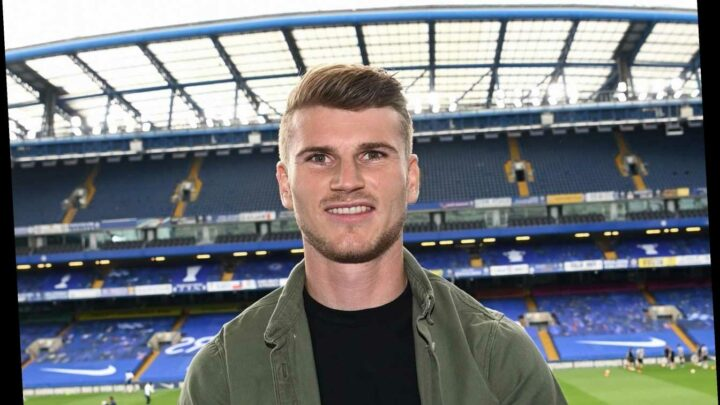 Chelsea new boy Timo Werner is latest football star to join Common Goal after Mata and Gnabry opt to give to charity