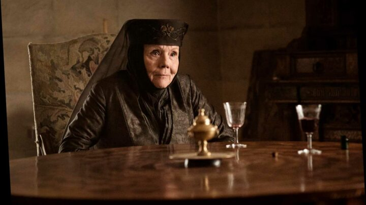 Game of Thrones star reveals hilarious moment late Dame Diana Rigg 'stormed off set at 0.1mph'