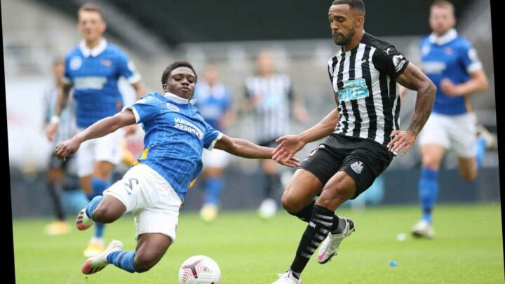 Chelsea do NOT have Tariq Lamptey buy-back clause as part of £4m transfer after another stunning display at Newcastle
