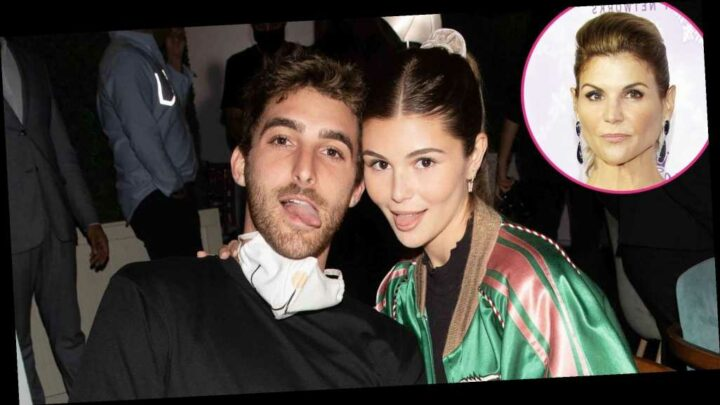 Olivia Jade Enjoys Date Night With BF Before Lori Loughlin Goes to Prison