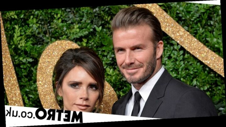 David and Victoria Beckham 'caught coronavirus in March'