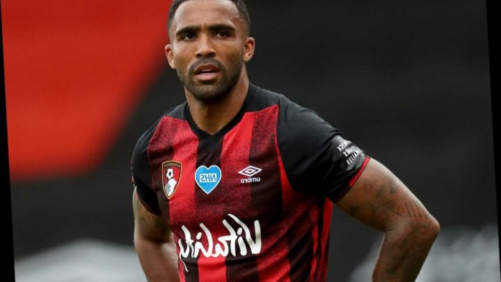 Aston Villa have £15m Callum Wilson transfer bid rejected by Bournemouth as relegated side hold out for £20m fee