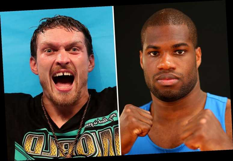 Frank Warren ready to make Usyk vs Dubois fight for WBO heavyweight title if Joshua forced to vacate belt
