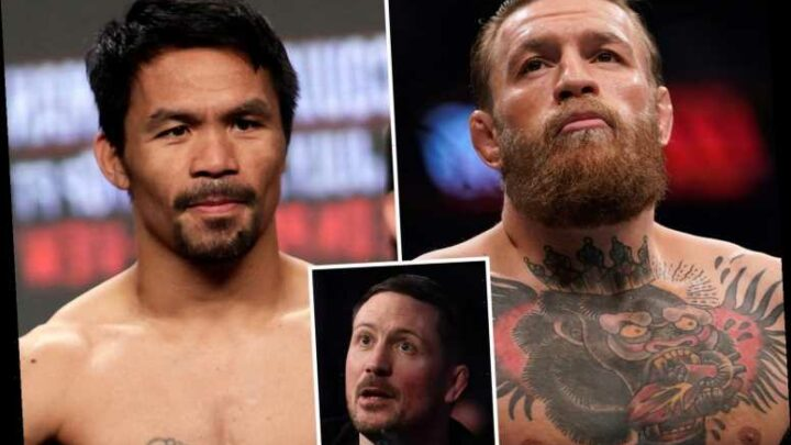 Conor McGregor's coach John Kavanagh provides positive update on Manny Pacquiao fight and says terms are almost agreed