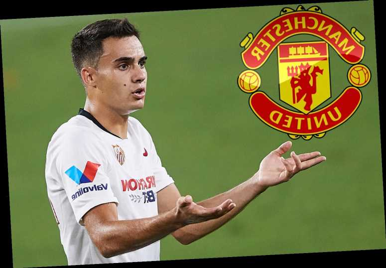 Man Utd boost in Sergio Reguilon transfer chase as Sevilla close in on Marcus Acuna from Sporting as replacement