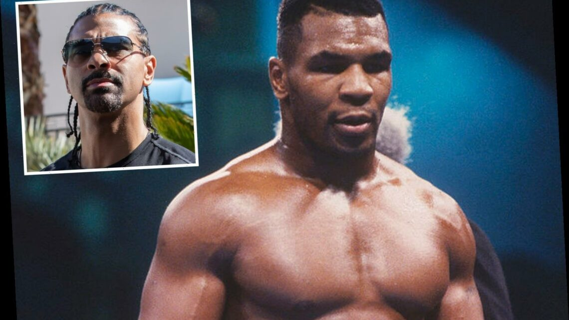 Haye snubs Mike Tyson in top five heavyweights of all time as he questions his mental strength and details sad decline – The Sun