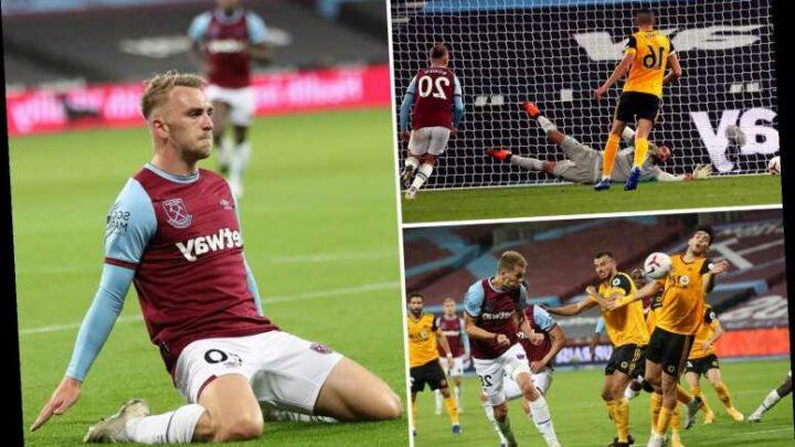 West Ham 4 Wolves 0: Jarrod Bowen, Tomas Soucek and Sebastien Haller punish visitors for first Hammers win of season