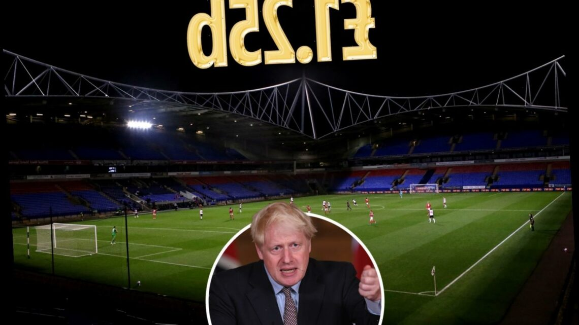 Premier League clubs facing a £1.25BN black hole with latest Government clampdown adding to nightmare