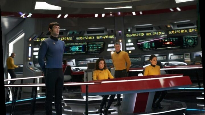 'Star Trek: Strange New Worlds' Can Cross Over With Animated 'Lower Decks' — Producers Already Thought of How