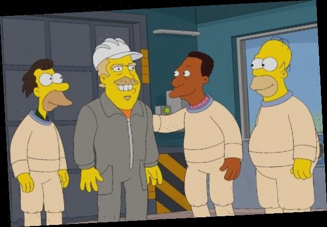 'The Simpsons': Hank Azaria Replaced by Alex Désert as the Voice of Carl
