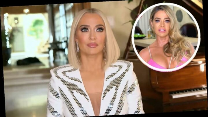 RHOBH Reunion: Erika Jayne takes aim at Denise Richards for singling her out
