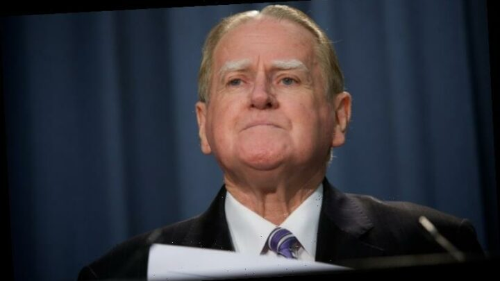 Fred Nile's political party faces the axe over lack of members