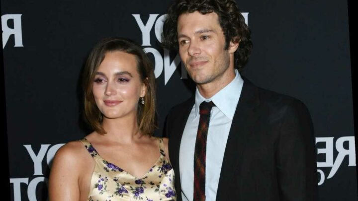 Leighton Meester gives birth, welcomes baby boy with husband Adam Brody