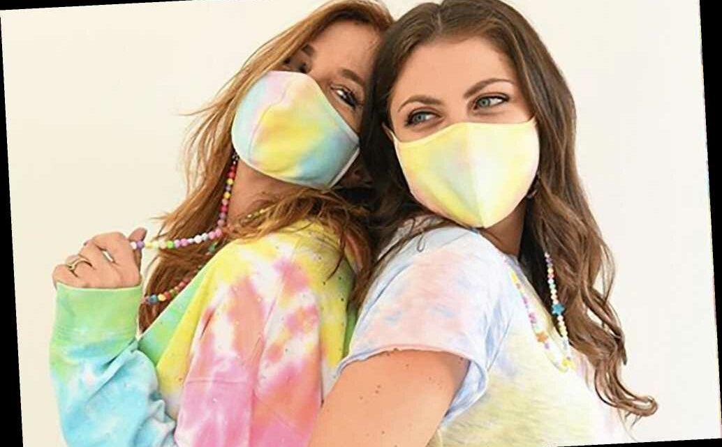 Jill Zarin and daughter Ally Shapiro launch new 'mask jewelry'