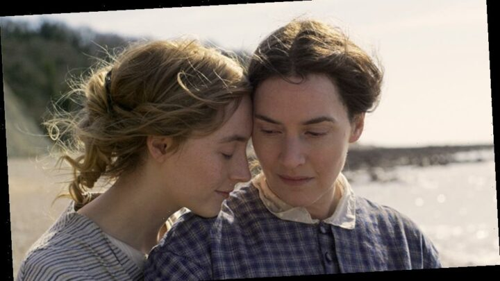 Kate Winslet and Saoirse Ronan Are Back in the Oscar Race for 'Ammonite'