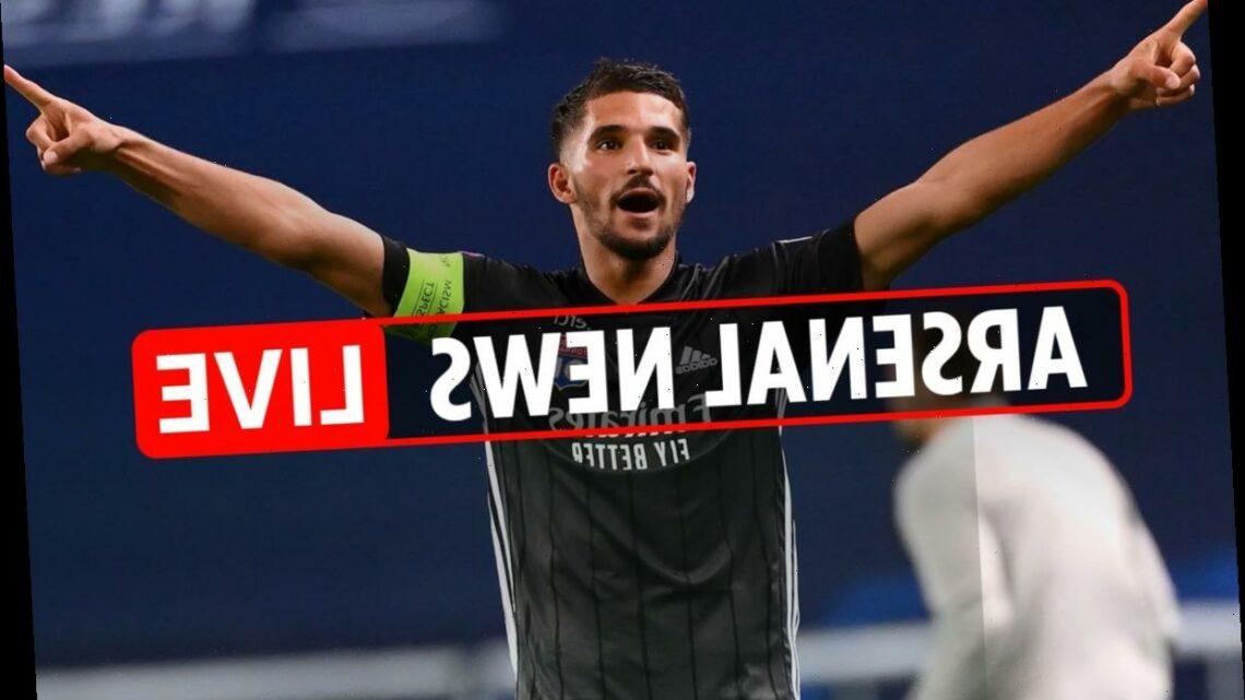 12am Arsenal transfer news LIVE: Houssem Aouar bid LATEST, Partey boost as Simeone calls Torreira, Ozil could return – The Sun