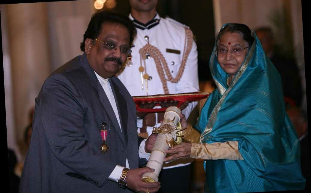 S. P. Balasubrahmanyam, Indian film musician, dead at 74 of COVID-19