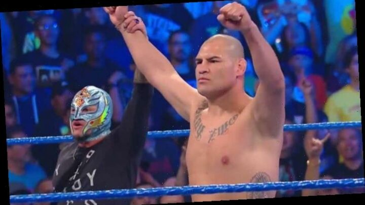 Friday Ratings: WWE Friday Night SmackDown Wins Again
