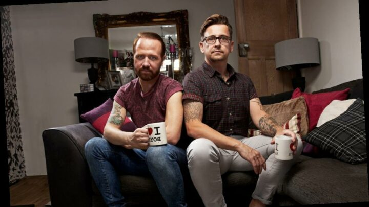 Gogglebox star Chris Ashby-Steed quit show after falling out with co-star