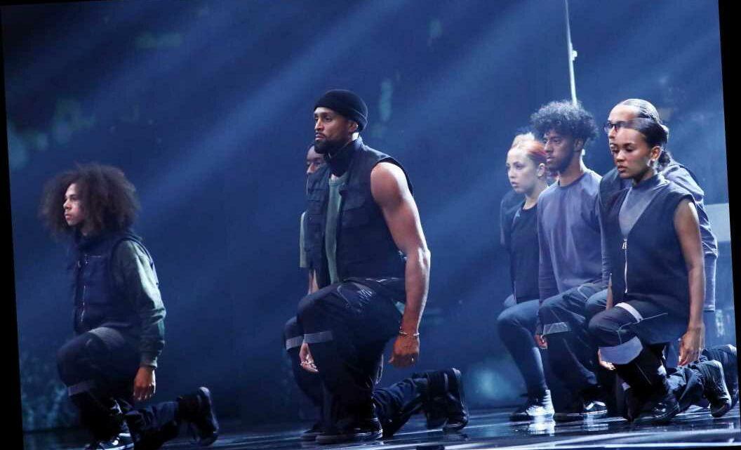 What was Diversity's BLM dance on BGT 2020? | The Projects World
