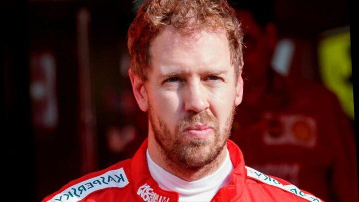Sebastian Vettel joins Aston Martin for F1 2021 season after disastrous campaign at Ferrari so far