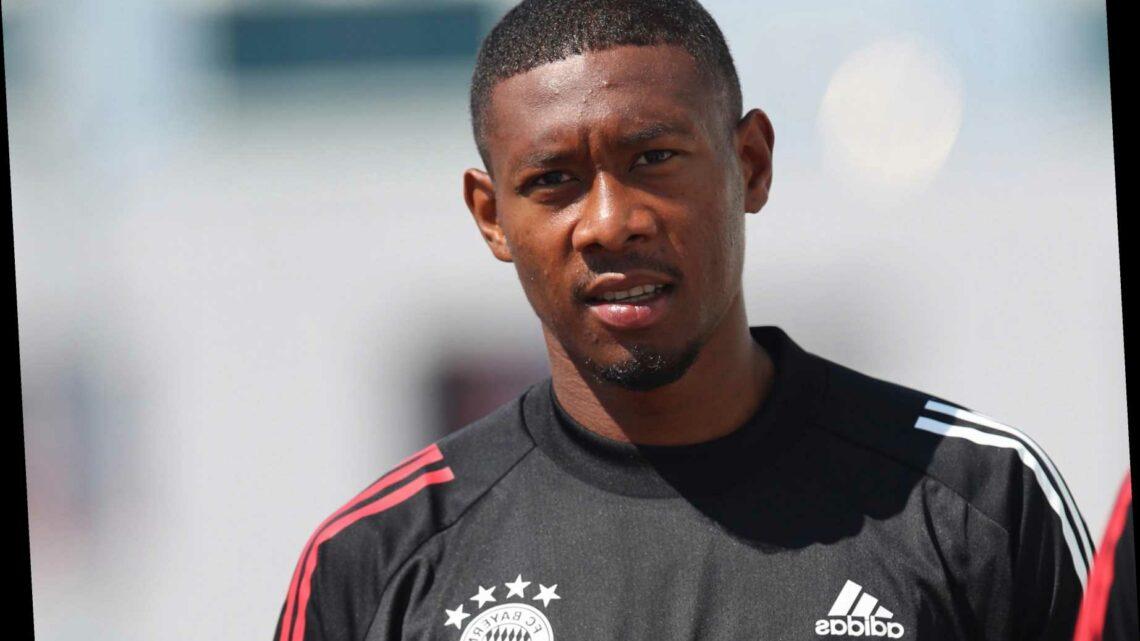 David Alaba 'wants to quit Bayern Munich this summer' putting Man City on transfer alert despite £260k-a-week offer