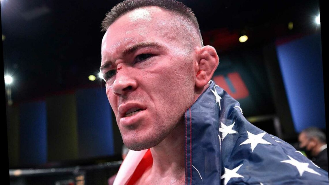 Colby Covington hits back at 'woke mob' who lashed out at him over LeBron James criticism saying he'll 'never back down'