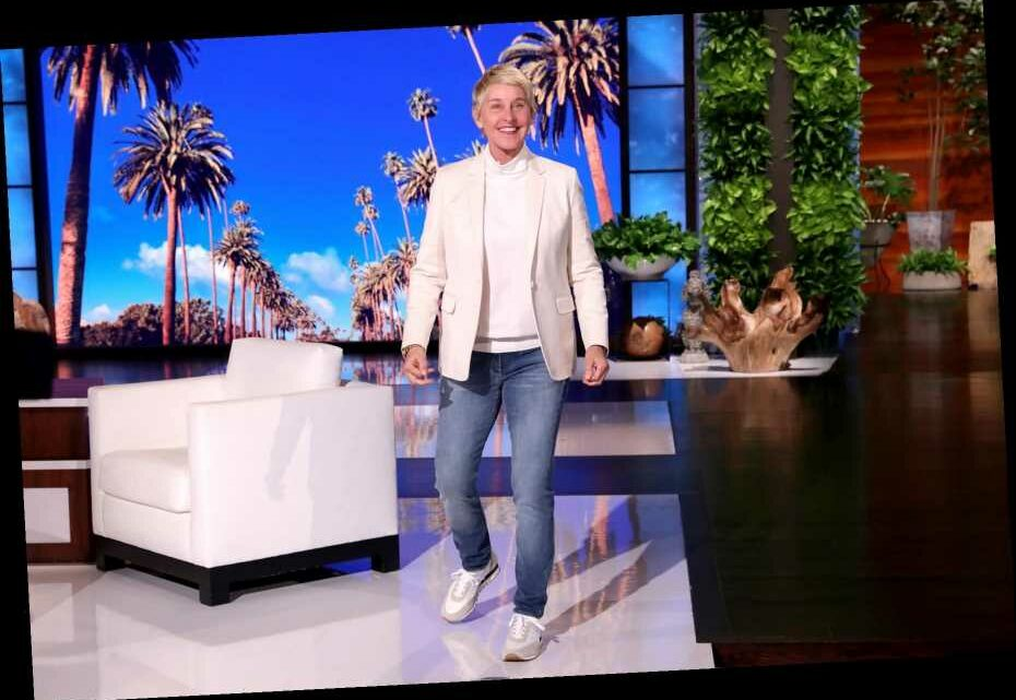 Ellen DeGeneres Addresses Toxic Workplace Scandal on First Show Back