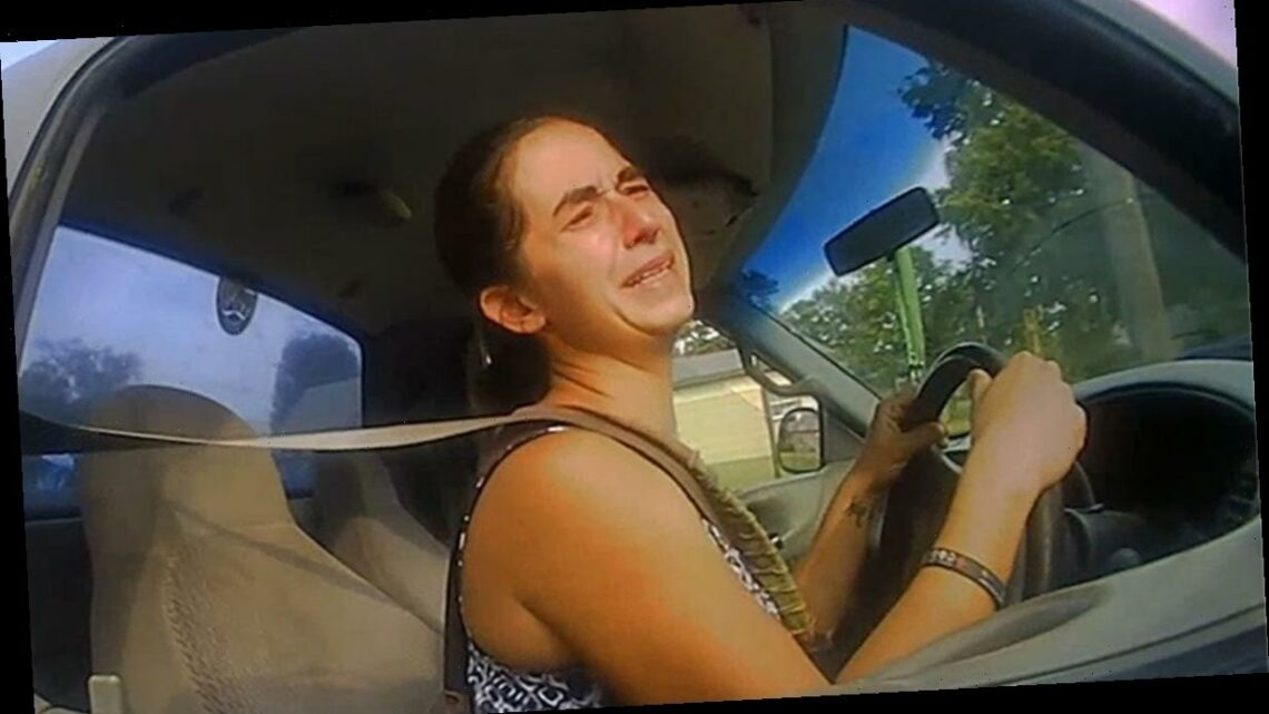 Oklahoma Driver Begs Cop to Let Her Poop Before & After High-Speed Chase