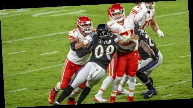 Chiefs bury Ravens in first half to pick up huge win