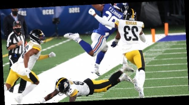 Steelers defense runs rampant in win over Giants
