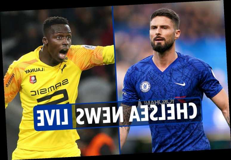 7am Chelsea transfer news LIVE: Edouard Mendy bid ACCEPTED, Giroud wants to stay, Rice LATEST, Lampard on Brighton – The Sun