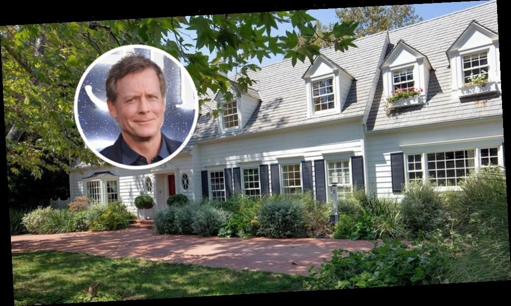Greg Kinnear Lists Meat Loaf's Former Mandeville Canyon Crib