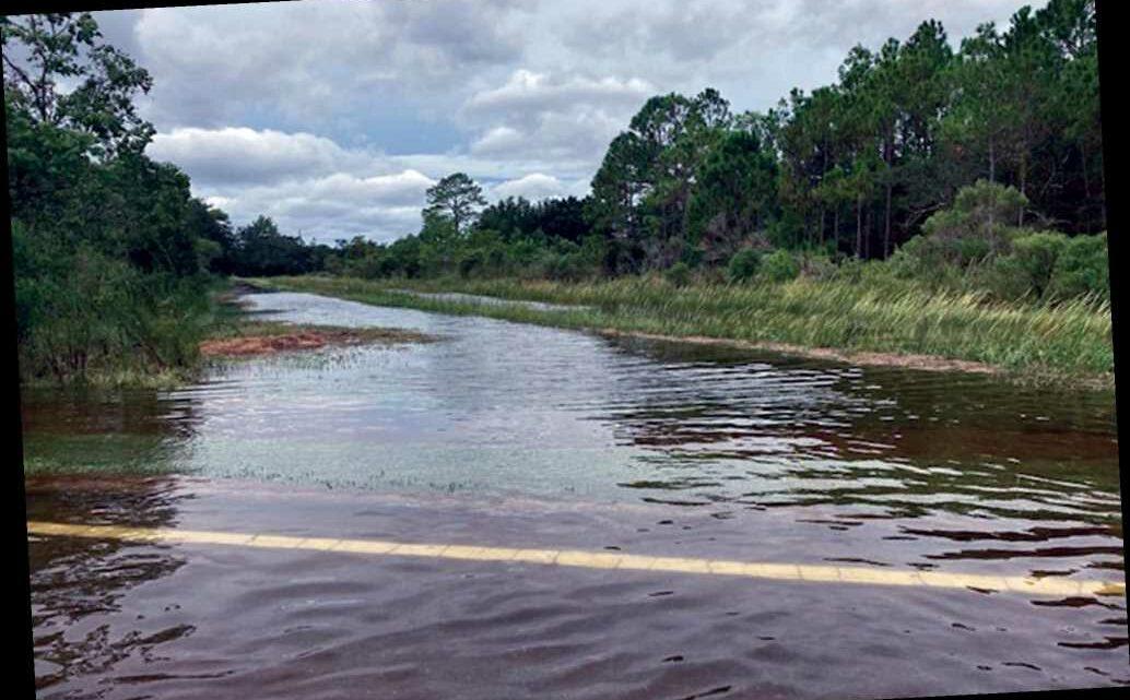Hurricane Sally heads toward Gulf Coast with threat of historic flooding