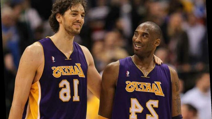 Inside Basketball Player Pau Gasol's Relationship with Kobe Bryant and the Late Athlete's Family