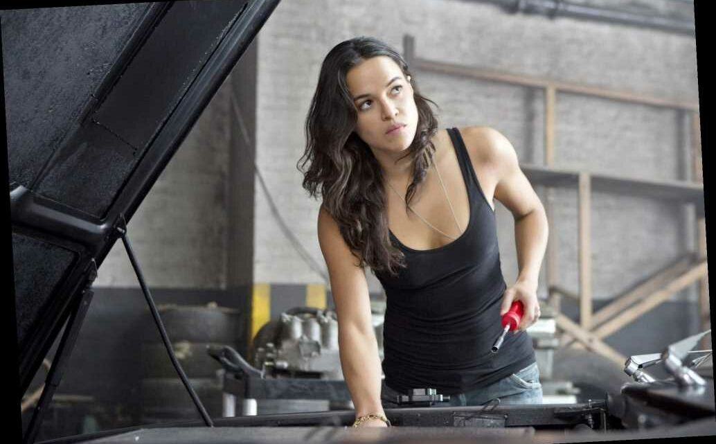 Michelle Rodriguez (& Seth Rogen!) Tease Fast and Furious Franchise Could Head to Space