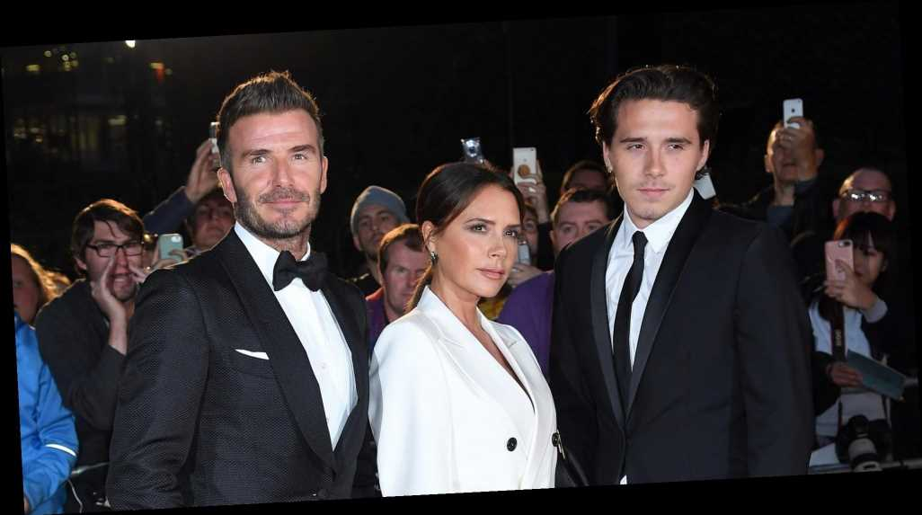 Brooklyn Beckham Posted the Sweetest Thing About Victoria Beckham's Fashion Show