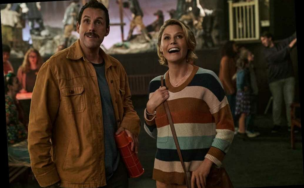 Adam Sandler Tries to Solve a Spooky Ghost Story in Trailer for Netflix's Hubie Halloween