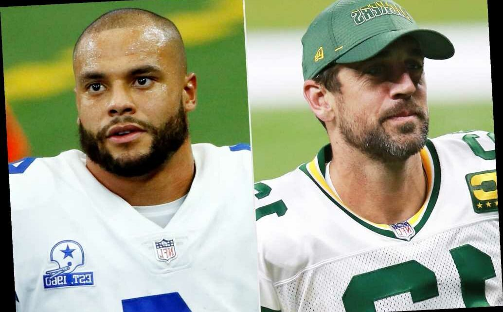 Aaron Rodgers Applauds Dak Prescott for Opening Up About Mental Health: It's 'Phenomenal'