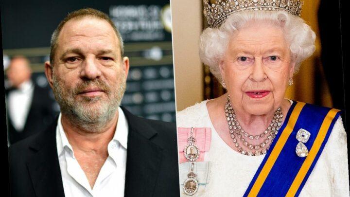 Queen Elizabeth Strips Harvey Weinstein of Honorary CBE Awarded in 2004