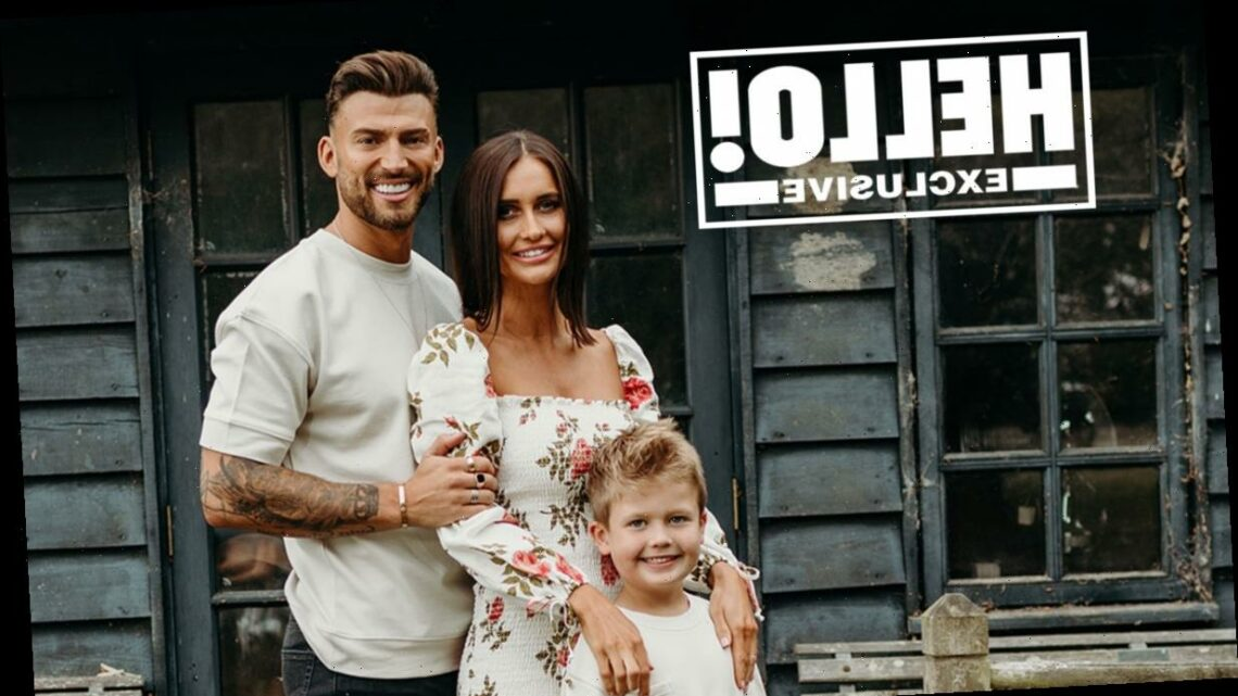 Exclusive: Jake Quickenden and girlfriend Sophie Church expecting first child together