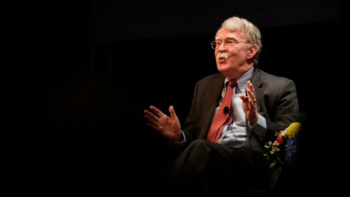 Justice Dept. reportedly opens criminal investigation into John Bolton's memoir