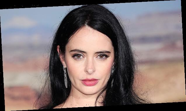 Krysten Ritter Reveals Being A New Mom Has Allowed Her To 'Be A Kid Again': 'I'm so Grateful For This Gift'