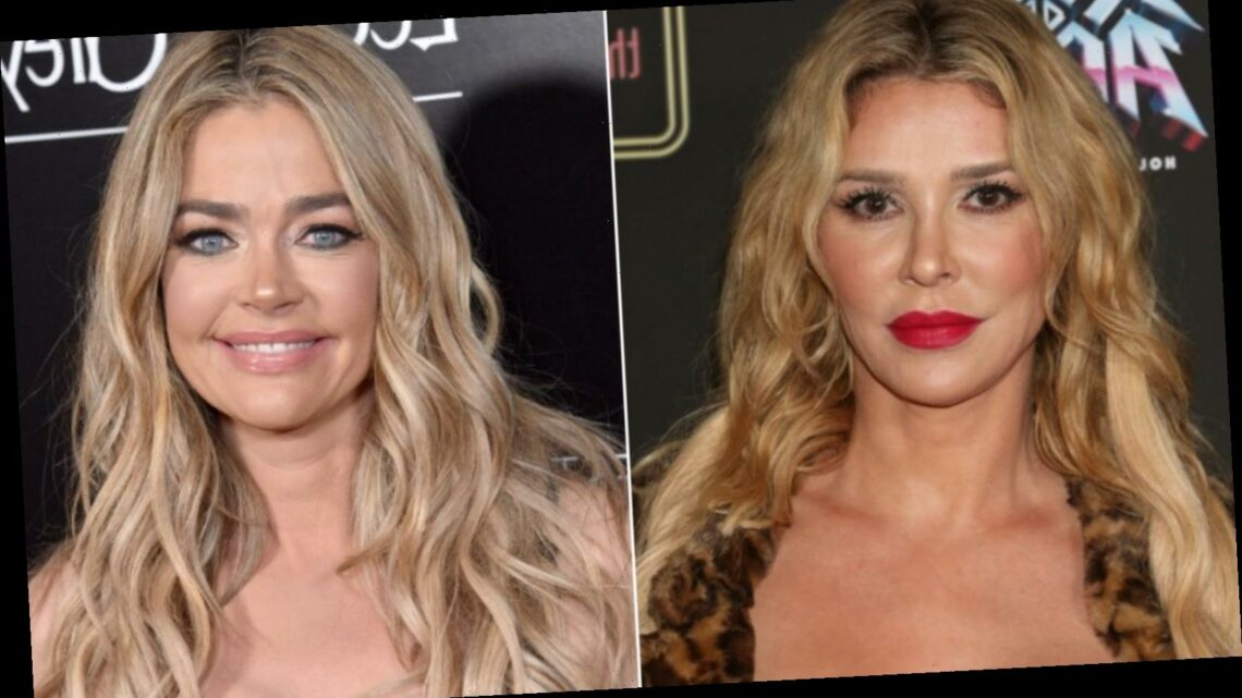 What Brandi Glanville thinks about Denise Richards' RHOBH exit