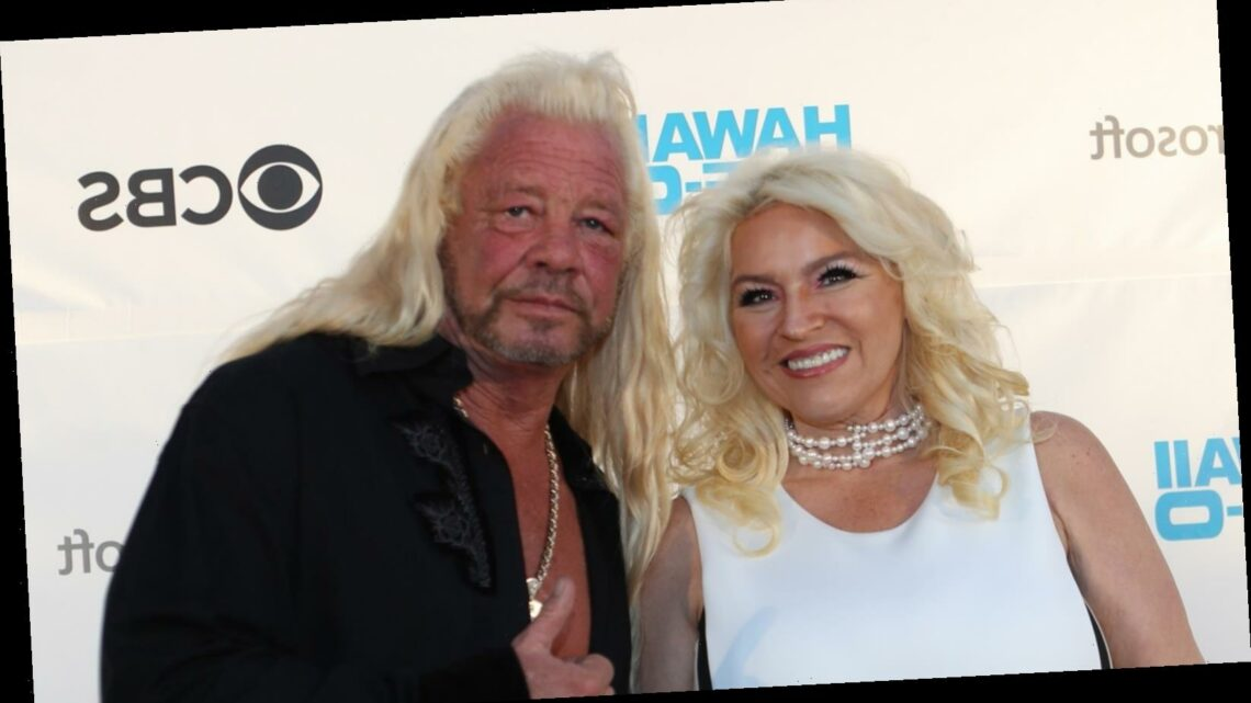 Why Dog the Bounty Hunter says he was haunted by his late wife